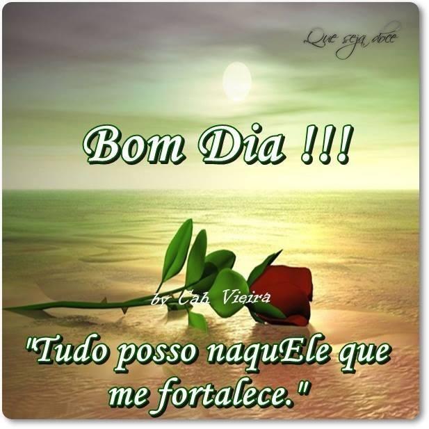 Frases De Bom Dia Para Compartilhar No Facebook E Whatsapp
