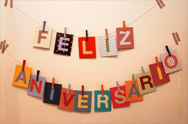 feliz aniversário Tumblr com carinho