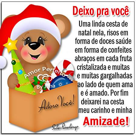 Mensagens De Natal Para Amigos Do Whatsapp E Facebook